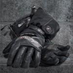 rst-verwarmde handschoen